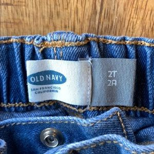 Old Navy Bottoms - Old Navy 2T cuffed shorts